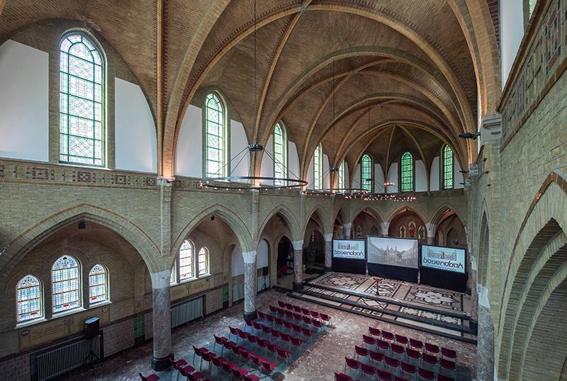 Sfeerimpressie Van De Kapel Van Bovendonk, Hoeven. Foto: Rene Schotanus