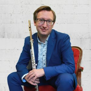 Rogier De Pijper – Fluitist –